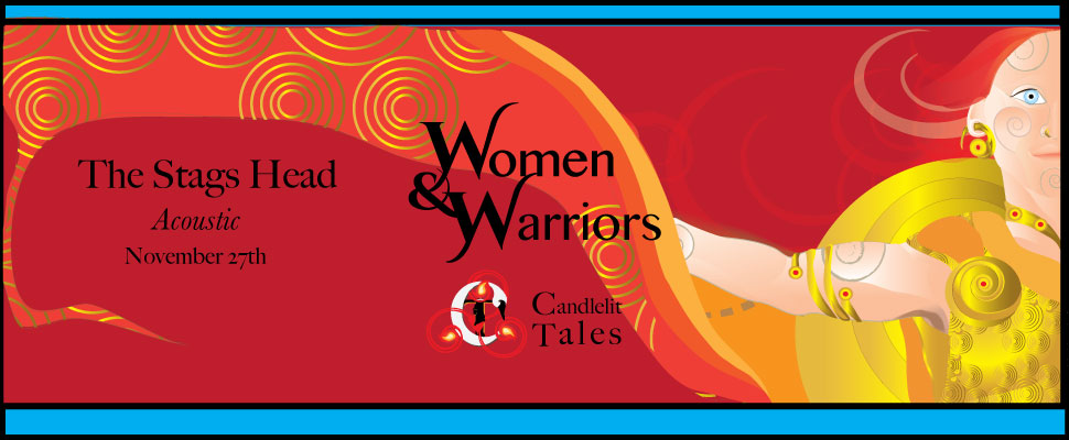 Women and Warriors accoustic show
